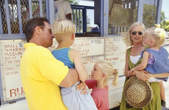 To make money, your concession stand and products need to appeal to customers.