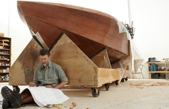 How to Build Wooden Boats for a Living | Chron.com