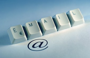 A signature adds a personal touch to your email messages.