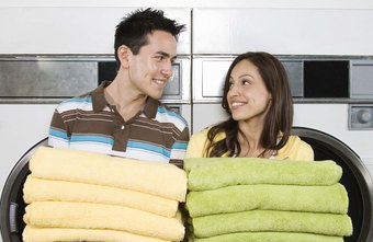 Young singles are one market niche for a laundry.
