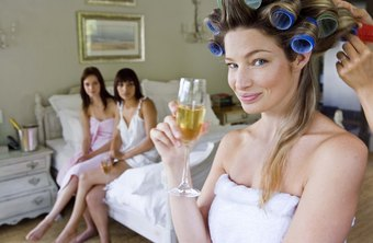 Market your salon at bridal shows to increase your clientele.
