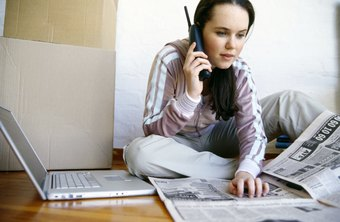 Use employment websites and local classifieds to find Christmas break jobs.