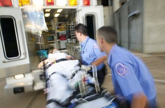 Paramedics save lives all over the world.