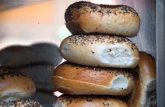 Keep your bagels flying off the shelf by constantly keeping your customers on their toes.