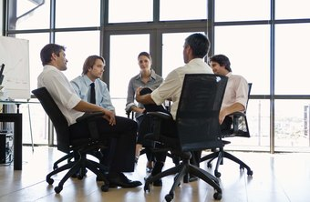 Circular group meetings help to promote increased interactions between meeting participants.