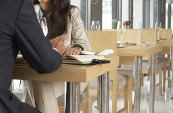 Restaurants must be adequately staffed even when business is slow.