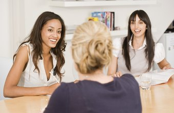 Your first interview with HR could be a group interview.