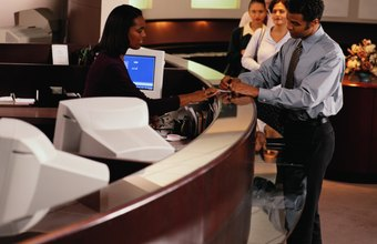 Banks look for a specific set of skills when hiring tellers.