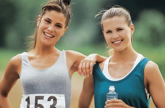 Women make up the majority of half-marathon finishers says Running USA.
