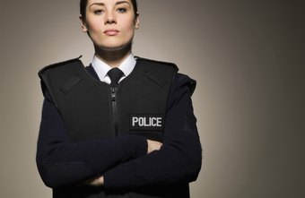 Police candidates must appear confident and poised.