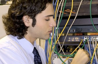 Groups of servers fill the role once occupied by large mainframe systems.