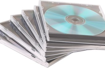 CD labels can be printed using a regular printer.