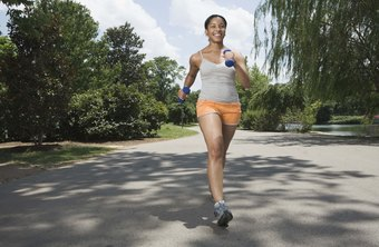 Power walkers are recreational, while race walking is an Olympic event.
