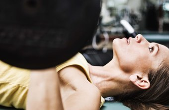 The bench press may not have the effects you hoped for.
