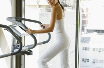 A regular elliptical trainer workout can lead to fat loss and muscle gain.