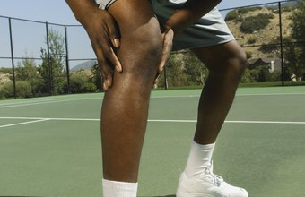 A sudden twist or turn in sports activities can leave you with a painfully stressed knee.