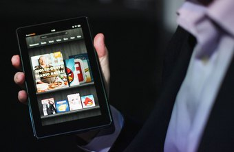 Why Won't My Kindle Fire Turn On? | Chron com