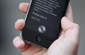 You can allow Siri to function even when your iPhone is locked.