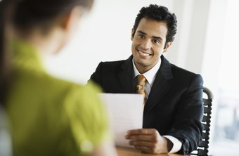 Structured interviews may be conducted by one individual or a panel.