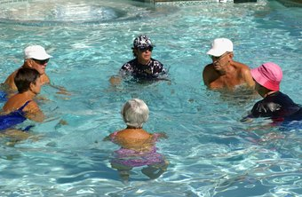 Swimming exercise plan for people after 70 - According to jim the swimming pool ...