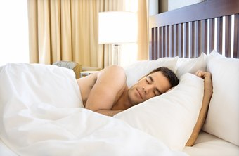 When you sleep, your brain releases muscle-repairing growth hormones.