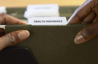 Employers often provide a group health insurance plan, but often only cover part of the cost of premiums.