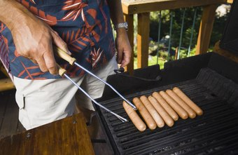 With the right equipment, grill up to 20 hot dogs every few minutes.