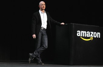 Jeff Bezos, pictured, is Amazon's CEO, as of April 2013.