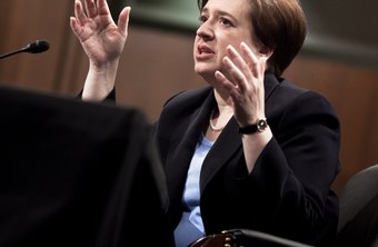U.S. Supreme Court Justice Elena Kagan is the former dean of Harvard's law school.