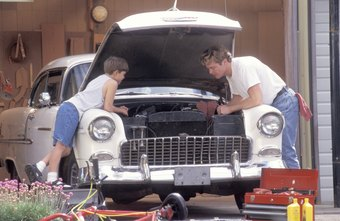 Being a mechanic allows you to pass along a worthwhile trade to family members.