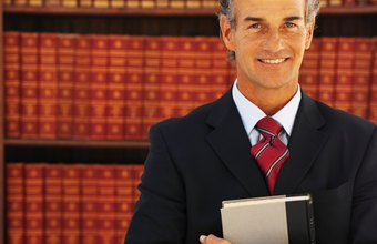 Paralegal professionals conduct legal research and maintain files.