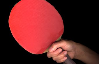 Clean a table tennis racket after each use.