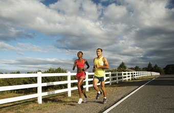 To prepare for a marathon, follow an appropriate diet in addition to training.