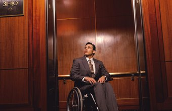 Adding elevators can help people in wheelchairs get around more easily.