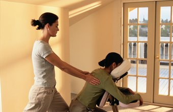 Chair massage provides a mobile and versatile massage option.