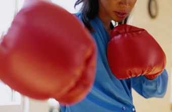 Cardio boxing classes generally offer little to no contact.