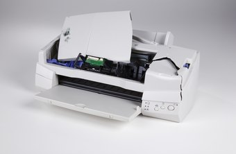 Printer problems can indicate either a hardware or software issue.