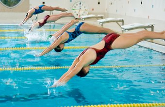 Basic principles of hydrodynamics govern your maximum swimming speed.