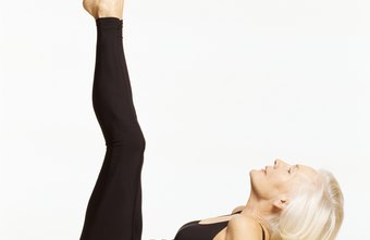 Yoga can help strengthen your core and improve your mobility.