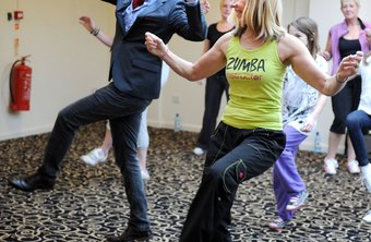 Running a Zumba studio is an exciting career.