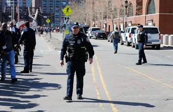 U.S. marshals investigated the 2013 Boston Marathon bombing.
