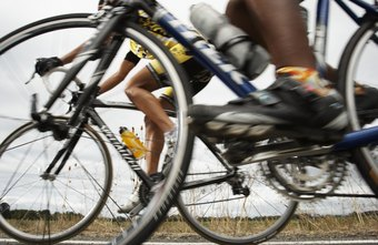 Cycling is a low-impact way to burn your body fat.