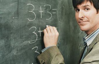 Math teachers are needed in many school districts.