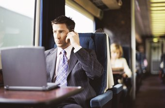 Mobile phones make it easy for employees to work efficiently away from the office.