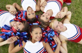Cheerleading encompasses community, school, and all-star cheer squads.