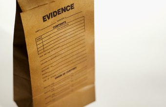 Forensic scientists often testify during criminal trials.