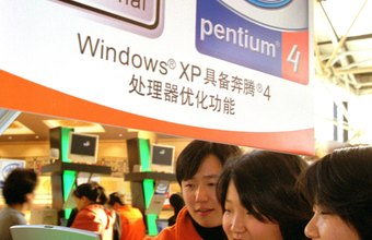Windows XP was Microsoft's primary operating system from 2001 to 2007.