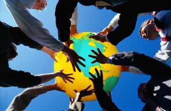 International marketing provides numerous advantages to a business's sales strategy.