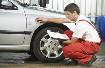 A certified vehicle safety inspector may also check commercial vehicles, school buses and all-terrain vehicles.