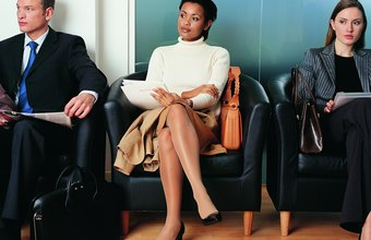 Job interviews themselves often put stress on candidates.